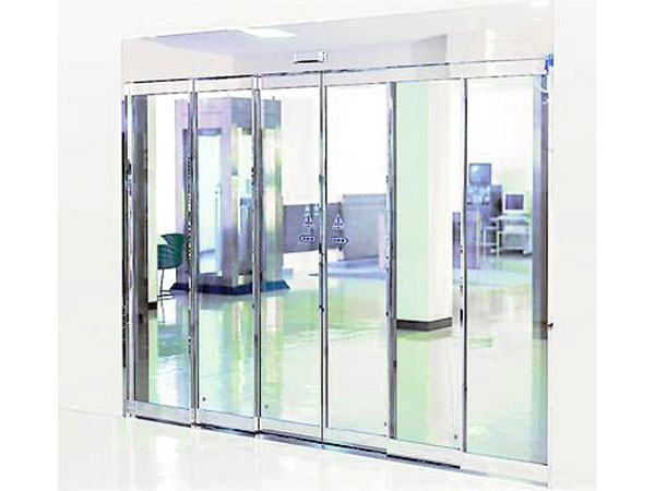 Telescopic Door Operator